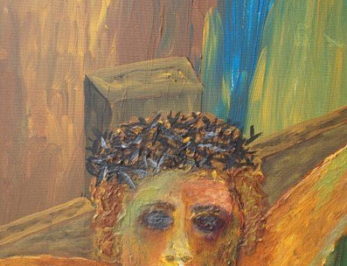Statie 9 Crucifix